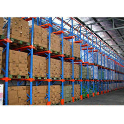 Mild Steel Drive In Pallet Racks