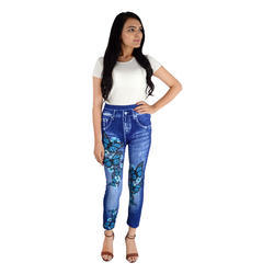 5 Star Butterfly Design Leggings
