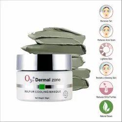 O3 Purifying Cooling Facial Sulphur Mask (50g)