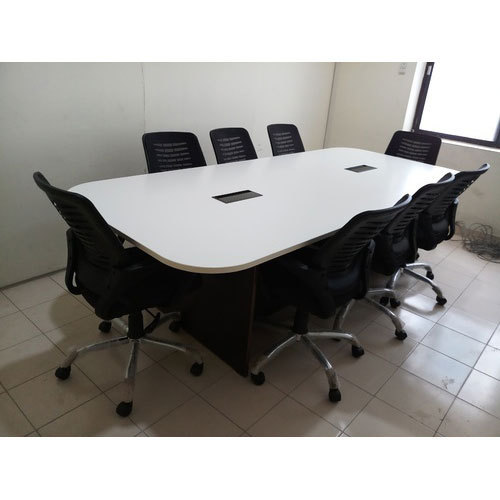 Plywood Office Conference Table Size Feet X Feet Rs - 6 foot conference table