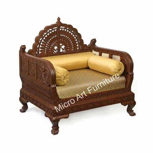 Designer Wooden Sofa Chair