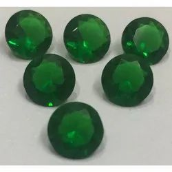 Green CZ Gemstones