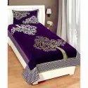 Velvet Single Bedsheet
