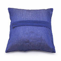 Golden Brocade Quilted Cushion Cover 204