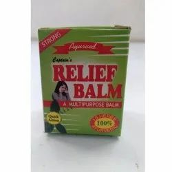 Ayurvedic Herbal Relief Balm