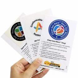 Sticker Printing Service, Location: Standardized