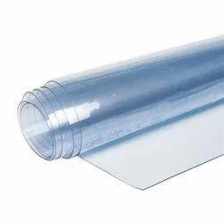 Transparent PVC Roll