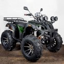 200CC Military Green Bull ATV