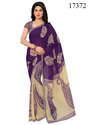 Causal Printed Saree