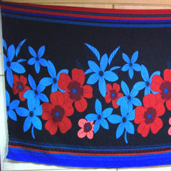 Flower Printed Pareos