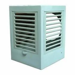 Plastic green Electric Air Cooler Body