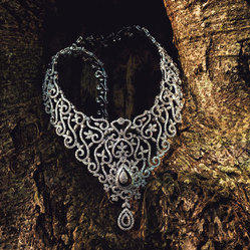 Tanishq Diamond Necklaces