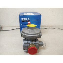 ESKA Double Stage Gas Pressure Regulator
