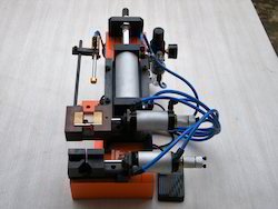 Pneumatic Wire Stripping Machine, Automatic Grade: Semi-Automatic, Model Number/Name: Pwz 310