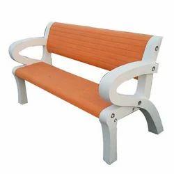 Orange Garden RCC Bench