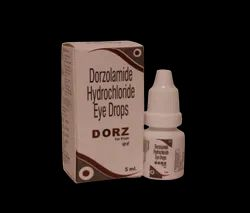 Allopathic Dorzolamide HCL 2% Eye Drop, Packaging Type: Plastic Bottle, Packaging Size: 5ml