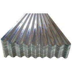 Corrugated Metal Sheet