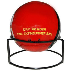 Rubber Fire Ball Extinguisher