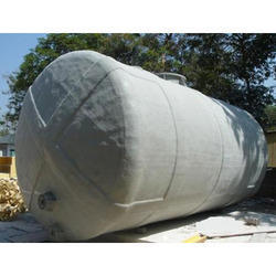 HCL Tank FRP Lining