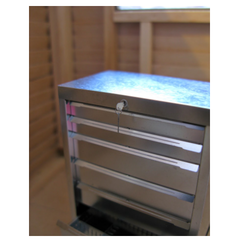 Innovative Automatic Photopolymer Plate 3 Drawer Dryer, For Industrial