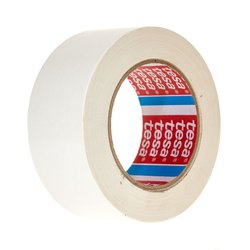 Slightly-creped Paper Natural Rubber Tesa Masking Tape, 40-50 m, 40-60 mm