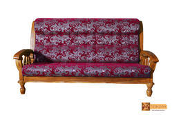 Sydney Teakwood 3 Seater Sofa