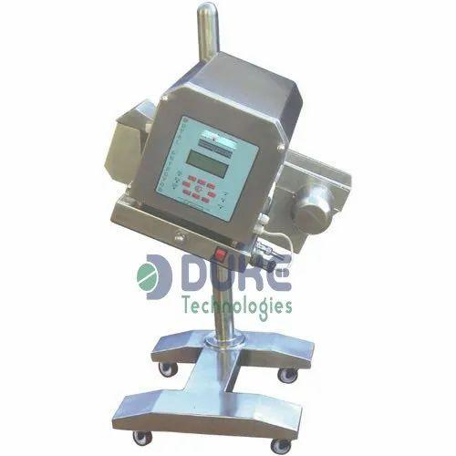 Tablet Metal Detector Machine