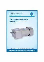 25W FHP Geared Motor