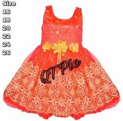 QT PIE Baby Girls Party Wear Frock Dress DN fe2166