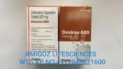 Desirox 500mg Tablet