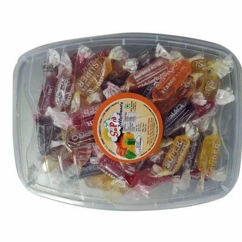 Sapro Mix Fruit Jelly Candy