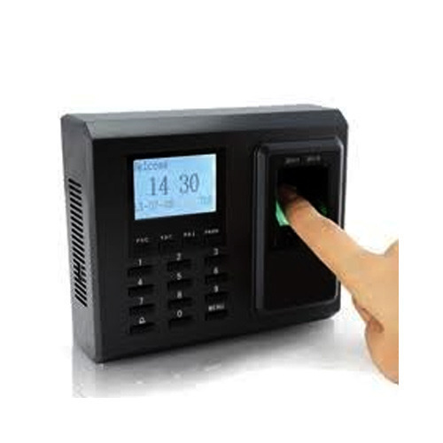 Wall Mounted Biometric Attendance System