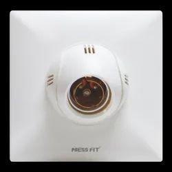 Press Fit Edge Lamp Angle Holder