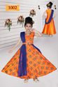 Kids Embroidered Stylish Anarkali Lehenga Suits