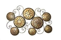 Jona Decor Wall Art Home Decor Iron Craft