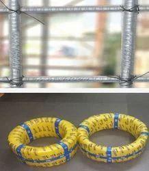 Tata Wiron Ayush Galvanized Iron Wire 2.00mm