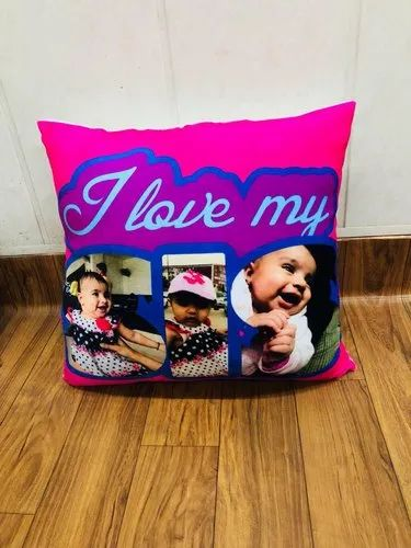 Velvet Sublimation Cushion Cover