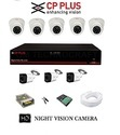 Cp Plus 8 Channel Cctv Camera Set Up