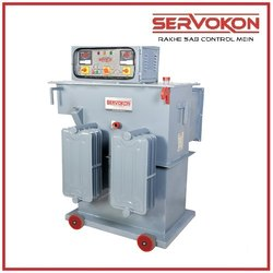 Servokon Automatic Rolling Contact Type Servo Stabilizer