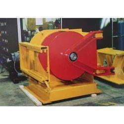 Hydraulic Scrap Winders