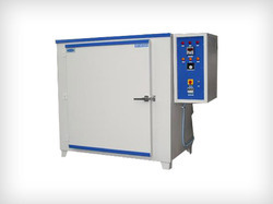Natural Steel/Mild Steel/ Stainless Steel Hot Air Oven