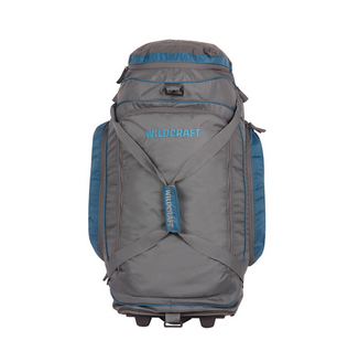 3c059eec55 Wildcraft Travel Duffle Bag - Voyager - Blue