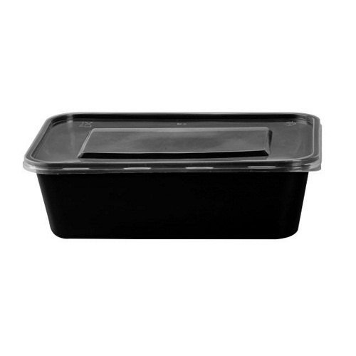 650 Ml N1 Rectangle Container