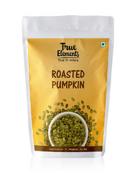 True Elements Roasted Pumpkin Seeds 500gm