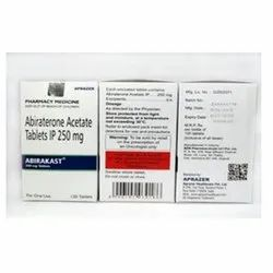 Abiraterone Acetate Tablet IP 250 Mg