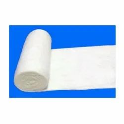 Plain Dyed Absorbent Cotton Wool 500gm, for Hospital, Packaging Size: 1x400gmnet