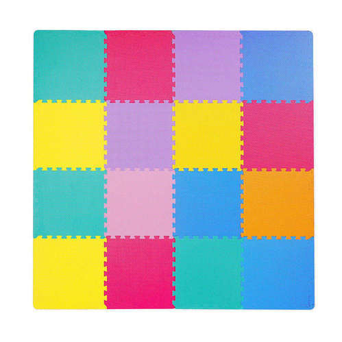 non play mats toxic piece mat exercise kids fixed puzzle children