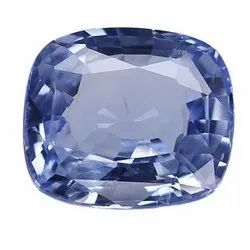 Cushion - Cut Natural Ceylon Blue Sapphire