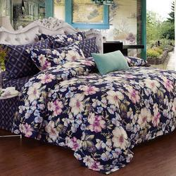 Bird Print Bed Cover Bedspreads
