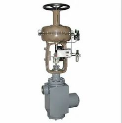 Pneumatic High Pressure By Pass Control Valve